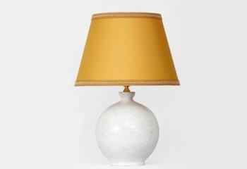 Lampada artigianale in ceramica